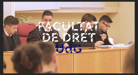 UdG – SPOC Facultat de Dret – Projecte global