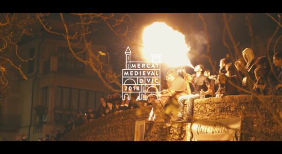 Mercat Medieval de Vic – Promocional