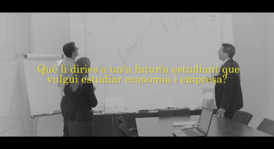 UdG – Exestudiants Facultat d'Economia i Empresa – Promocional